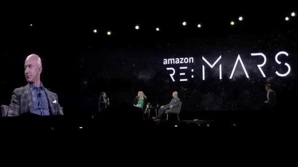 As Jeff Bezos ponders space travel, Amazon execs emerge from shadows