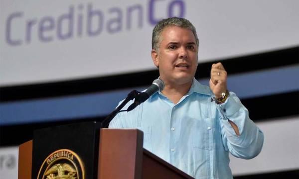 """""""Colombia será una de las grandes capitales de Fintech en Latinoamérica"""": Iván Duque en Convención Bancaria"""