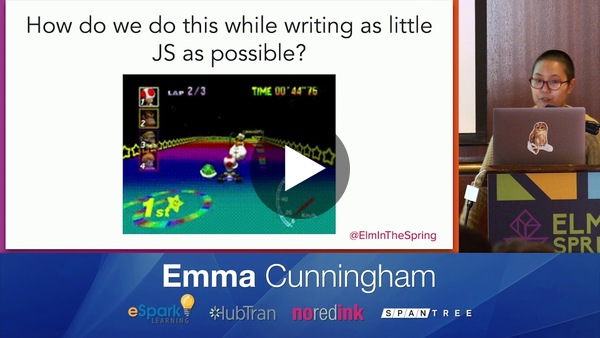 Emma Cunningham - Customizing Browsers with Elm