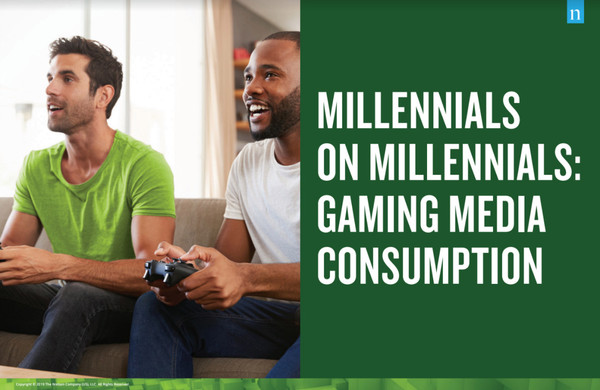 SuperData: Millennials spend average of $112 a month on gaming content