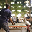 United by Ping Pong, These Players Find Community in a New York Park