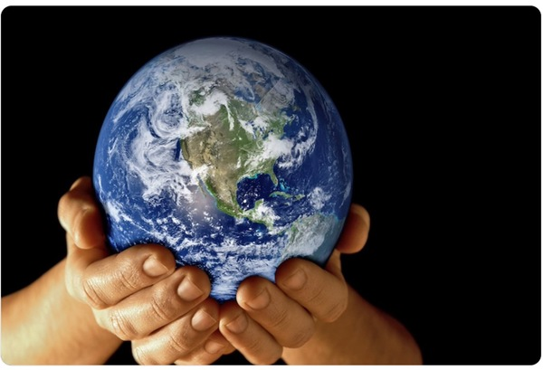 The fate of Earth - and humanity - is in our hands.