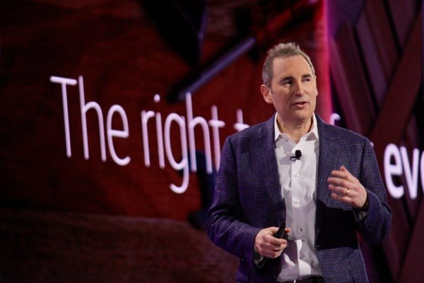 Amazon Web Services CEO Andy Jassy supports federal regulation of facial-recognition technology
