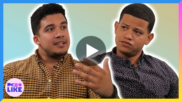 6) VIDEO (20 min) 3 Latino men try therapy for the first time