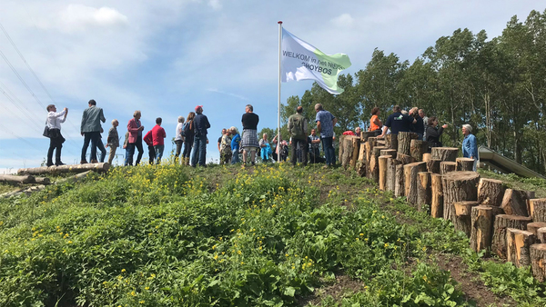 Vernieuwd Ghoybos in Oud Ade officieel geopend