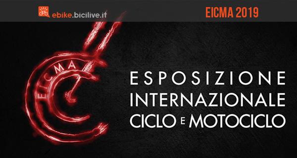 EICMA 2019: fiera ciclo motociclo ebike a milano 5-10 novembre