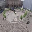 Milano, piazza Cordusio diventa pedonale