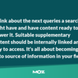 E-A-T and SEO: How to Create Content That Google Wants - Moz