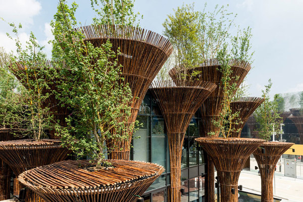Inspiratie: Vietnam Pavilion - Milan Expo 2015 / VTN Architects