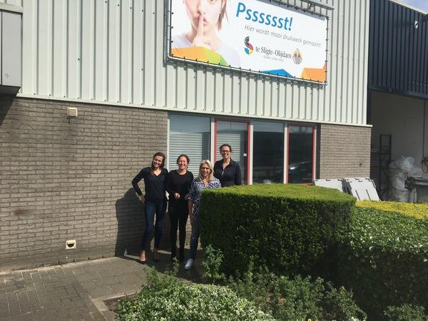 Laat de auditor maar komen; Nathalie Poelhekken en Judith Mansveld (TSO) zijn er klaar voor.