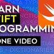 Swift Course 2019 - Full Class For Beginners (3 Hours)
