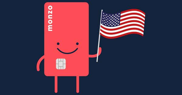 Monzo launches its 'bank of the future' in the US