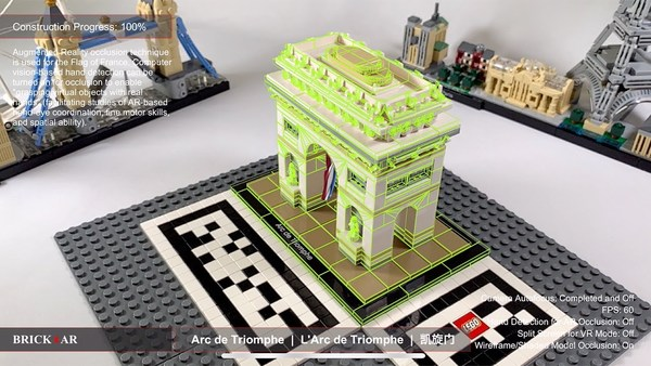 Augmented Reality for LEGO® Construction