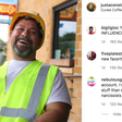 The Massively Popular Construction Guy Influencer Account Was Actually Created By An Ad Agency To Sell Coffee | Buzzfeed