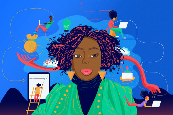 How Kimberly Bryant Started Black Girls CODE With Her 401(k)—And Taught 14,000 Girls