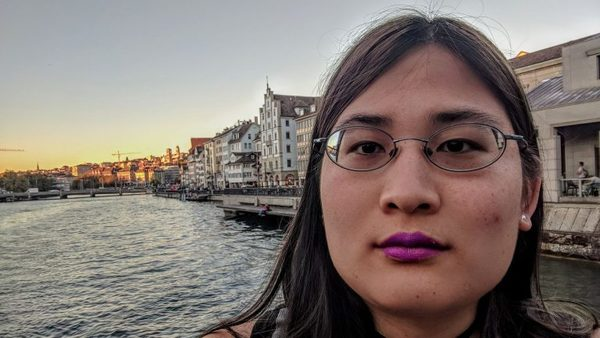"Liz Fong-Jones – ""You *can* be successful as a trans person. I wish there were more of us."""