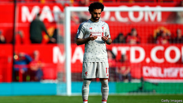 Mo Salah's goals help to tackle Islamophobia in Liverpool