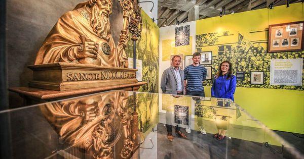 'Tombes dans la ville' retrace huit siècles d'histoire à Ypres - Yper Museum toont met 'Graven in de Stad' acht eeuwen Ieperse geschiedenis