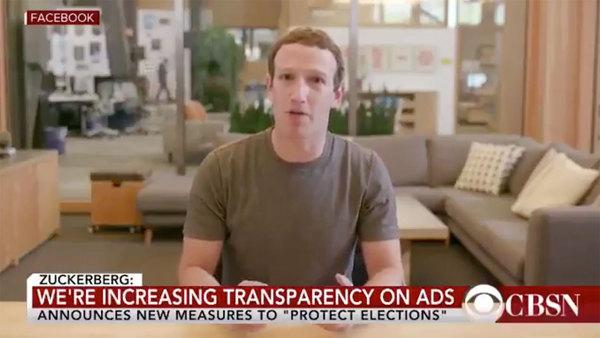 « Deep fake »: Mark Zuckerberg à son tour victime d'une vidéo truquée
