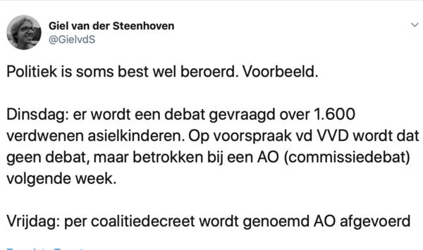 Giel van der Steenhoven