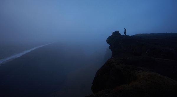 Curve or Cliff? - Credit: Juan Davila on Unsplash