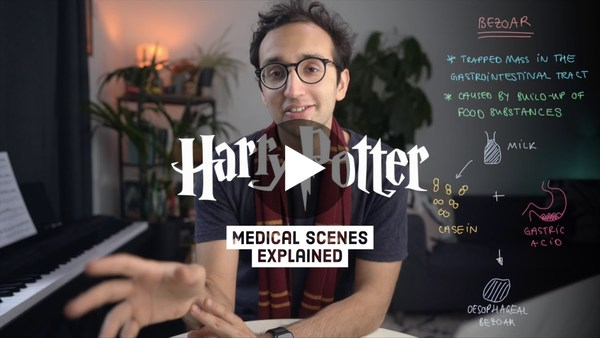 Harry Potter - Medical Science Explained | Doctor Reacts