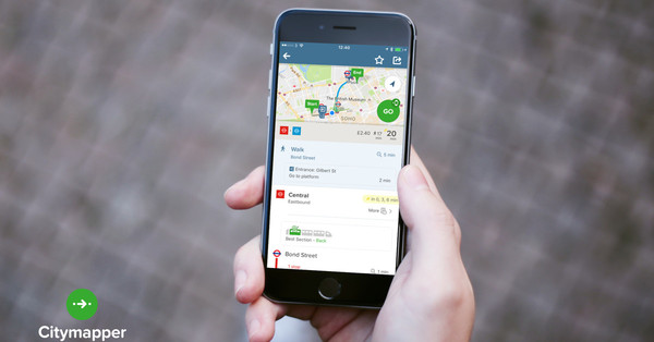 Transport app Citymapper gives up on reinventing the bus