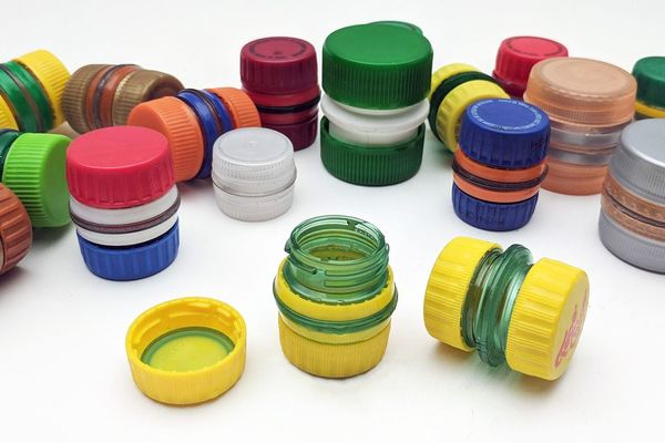Upcycled pill containers, anyone?