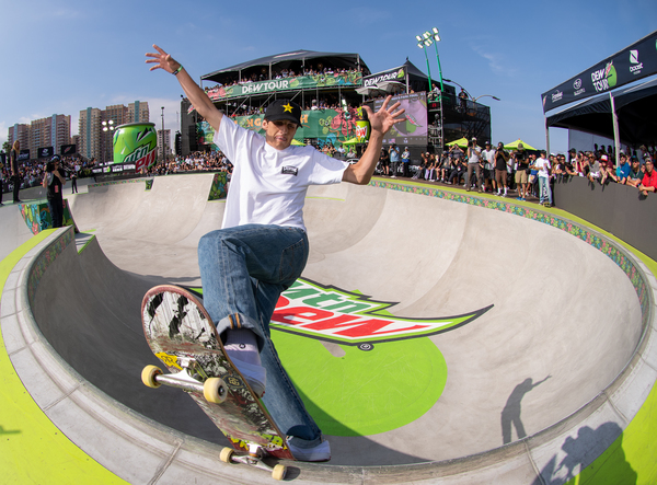Skateboards and Warren G Dominate LBC's Dew Tour | OC Weekly