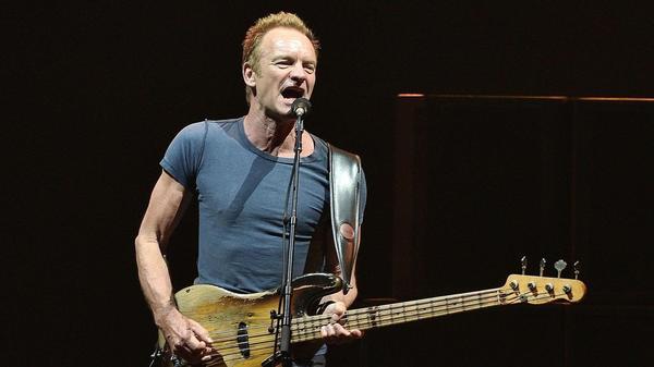 Sting en concert au Zénith Lille en octobre - Concert Sting in Zenith Rijsel