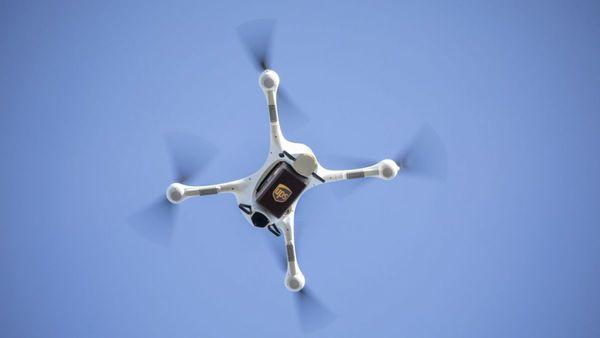 La région Hauts-de-France veut développer la livraison par drone - Hauts-de-France wil levering per drone ontwikkelen