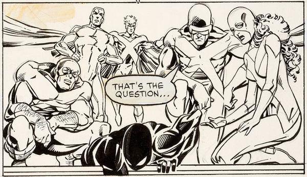 Rick Leonardi - Spider-Man Original Comic Art
