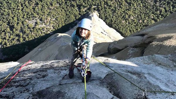 10-year-old Selah Schneiter climbs Yosemite's El Capitan, youngest person to do so | GMA