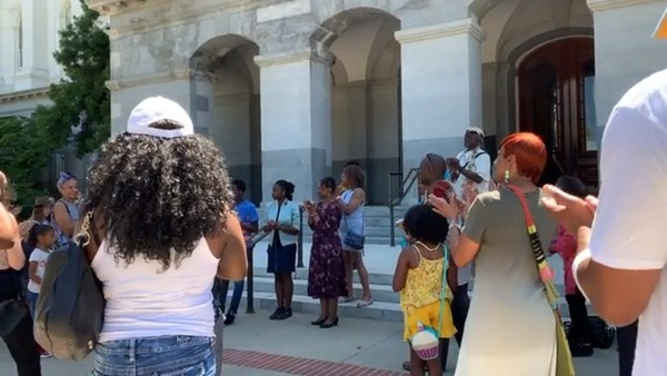 Slavery's impact on 'soul of America' marked at Juneteenth event at California Capitol   The Fresno Bee