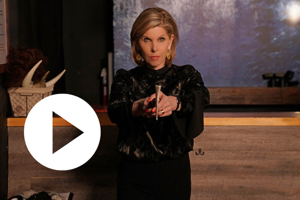Review—'The Good Fight' T3
