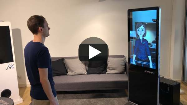TwentyBN Millie: HIIT Demo with Warm-Up and Cooldown on Vimeo