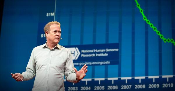 Rob Reid: How synthetic biology could wipe out humanity -- and how we can stop it