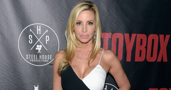 Camille Grammer Reveals the Best Thing That Came From Losing Her Home in the Wildfires and Moving Into a Trailer