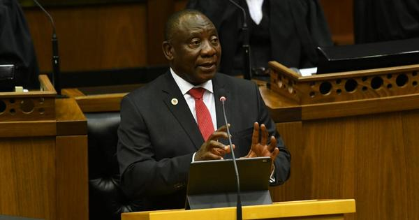 WATCH: Opposition parties slam Ramaphosa's Sona speech | eNCA