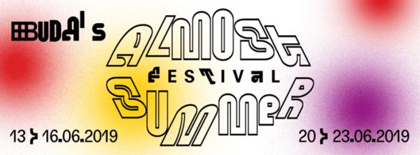 Almost Summer Festival - BUDA - Kortrijk