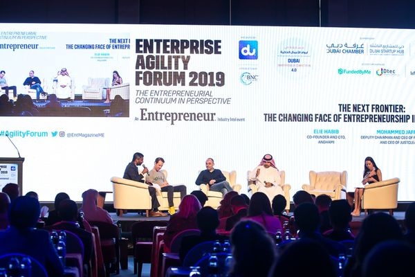 The Next Frontier: The Changing Face Of Entrepreneurship In The Arab World