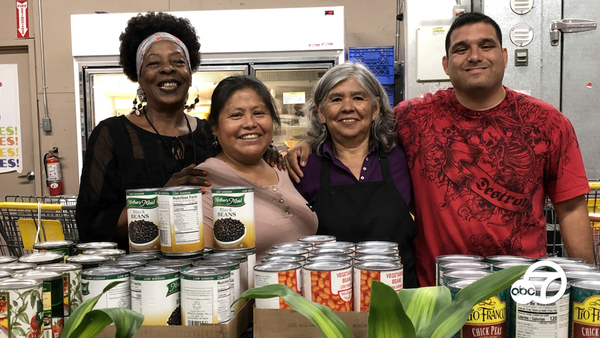 'Mother Teresa of Long Beach' helps food pantry serve 13,000 meals per year | abc7.com