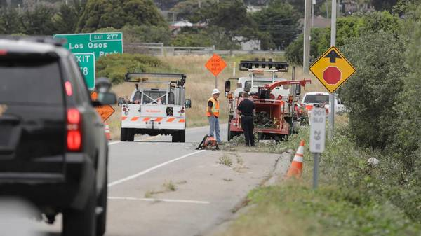 Human skull found by Caltrans crews in Morro Bay was there less than a year, sheriff says   San Luis Obispo Tribune