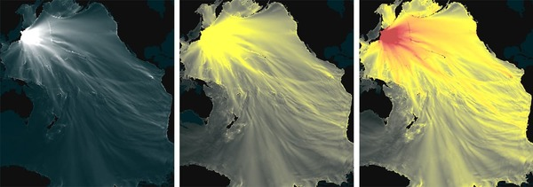 Visualising tsunamis is all about capturing cause and effect