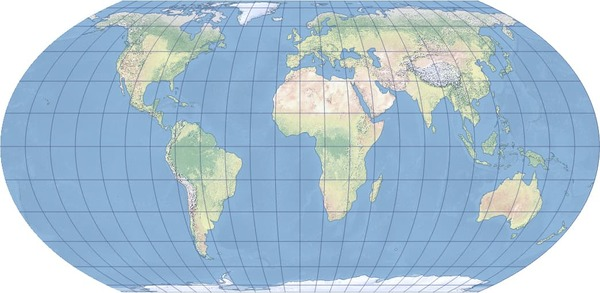 StoryMap of 68 map projections