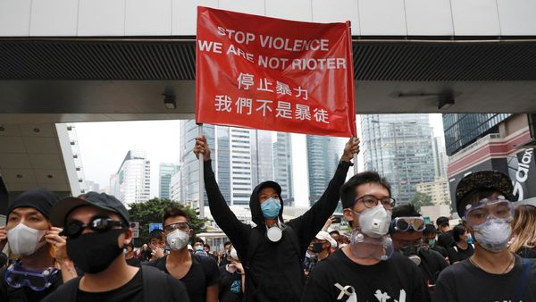 What Hong Kong's Protestors Can Teach Us About the Future of Privacy
