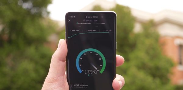 AT&T 5G: Our tests yield the craziest speeds yet
