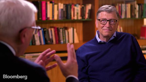 "Bill Gates calls losing the smartphone market to Android his ""greatest mistake"""