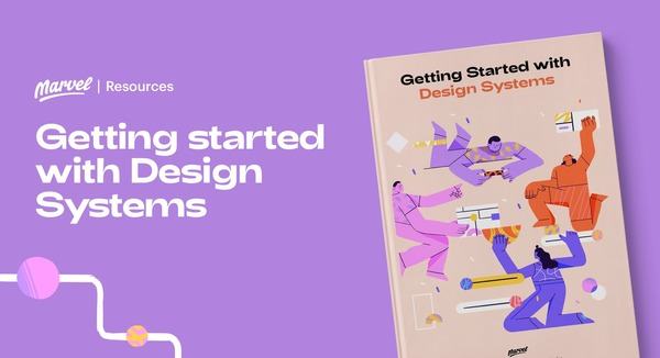 Marvel Design Systems eBook — Getting Started