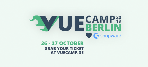 VueCamp: Vue.js Barcamp Berlin